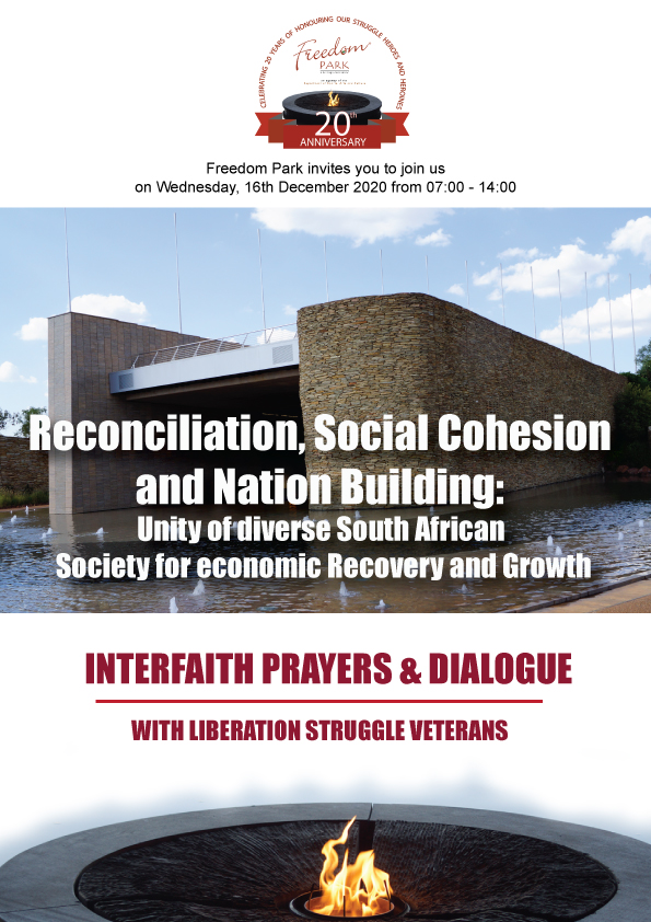 Interfaith and Dialogue 16 Dec 20